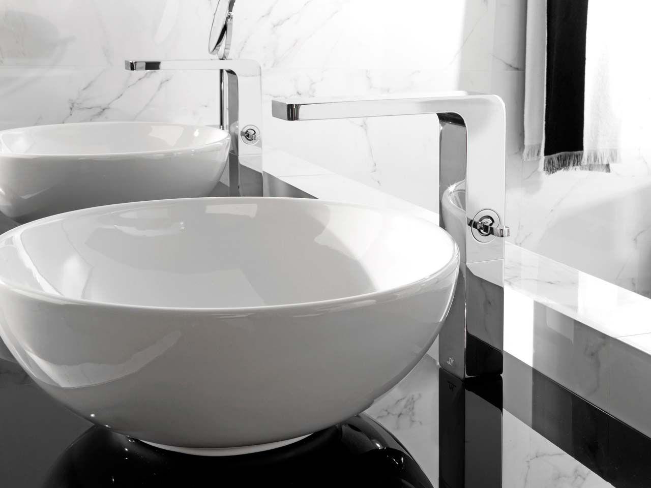 Lavabo porcelanosa monomando home bathroom pinterest - Baldosas bano porcelanosa ...