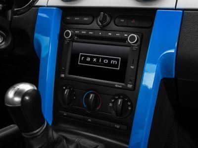 Raxiom Mustang Oe Style Gps Navigation W Bluetooth Back Up Camera 102186 05 09 All Free Shipping Navigation Gps Navigation Gps