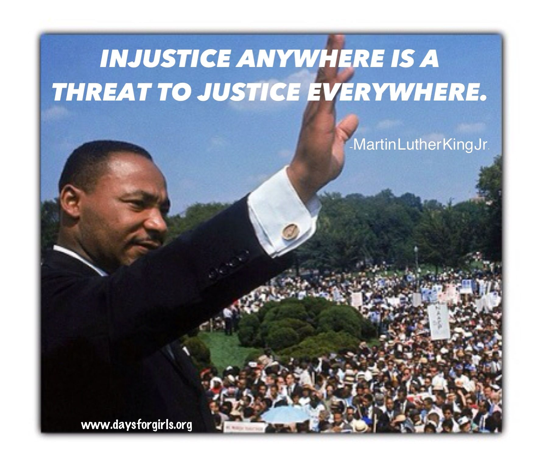 Injustice Anywhere Is A Threat To Justice Everywhere Martin Luther King Jr Martinlutherkin I Have A Dream Speech Teaching History Teaching Social Studies