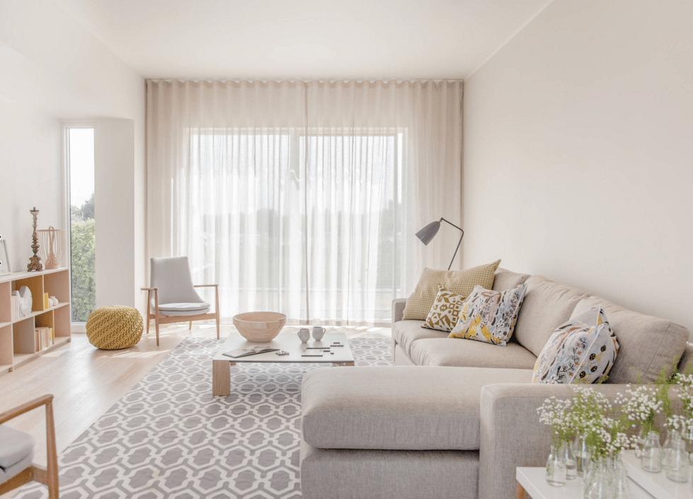Para Salas Modernas 2016 Mi Futura Casa Cortinas