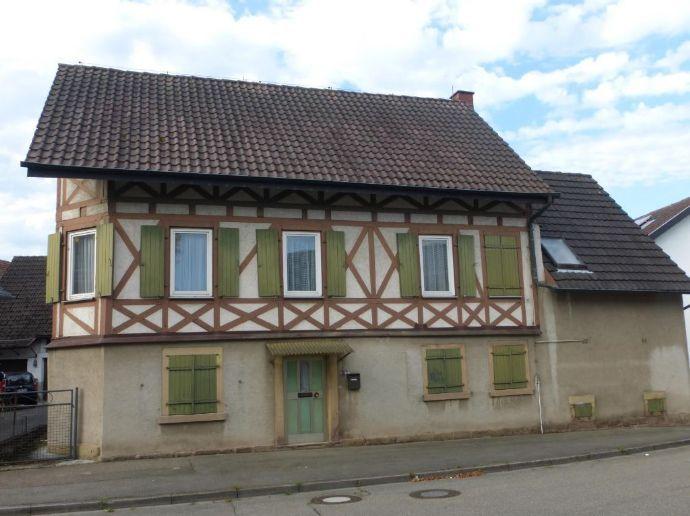 Lahr Hugsweier Nähe Zalando altes Fachwerkhaus Bj