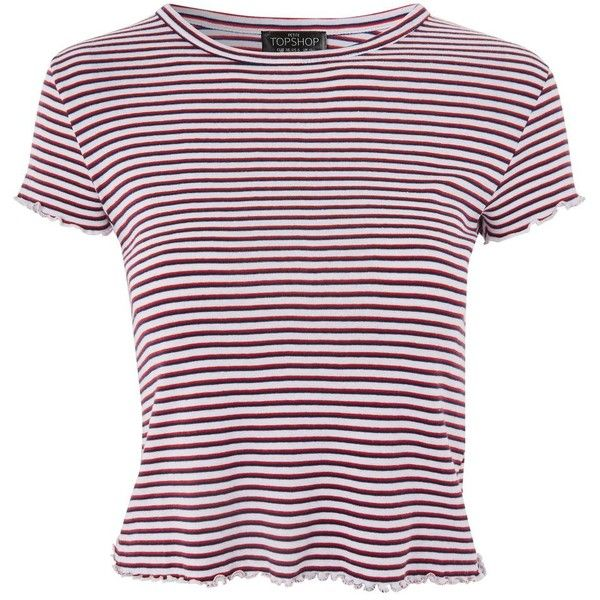 Clearance Eastbay Free Shipping Recommend Topshop Womens Petite Short Sleeve Lettuce T-Shirt - K7L6ZC0er