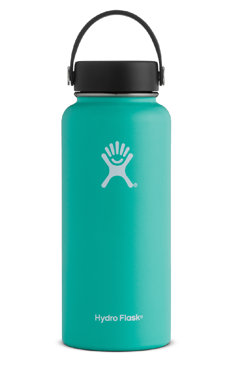 32oz Wide Mouth Hydroflask Wide Mouth Water Bottle Hydro Flask Water Bottle Best Water Bottle