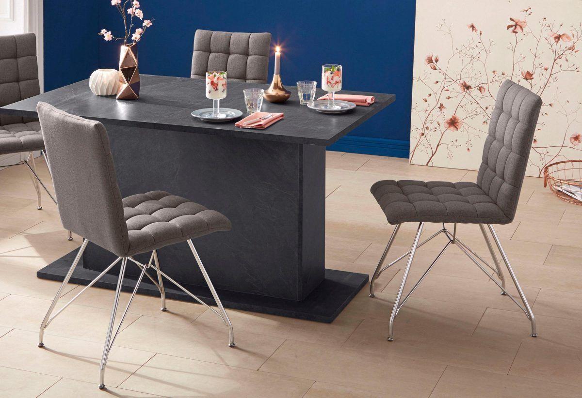 Stühle (2 Stück) grau, STEINHOFF Jetzt bestellen unter: https ...