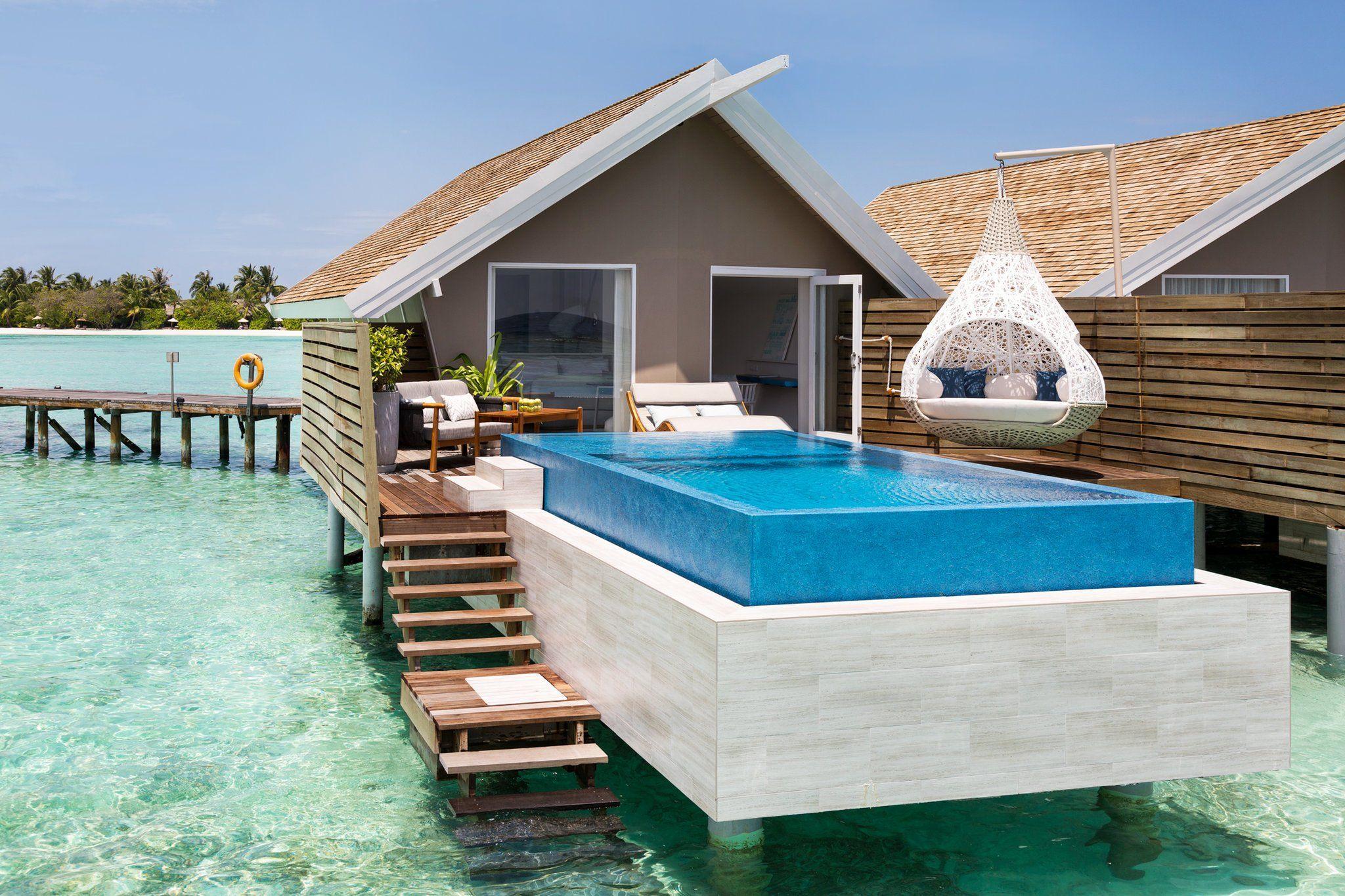 Lux South Ari Atoll Water Villa Beautiful Hotels Luxury