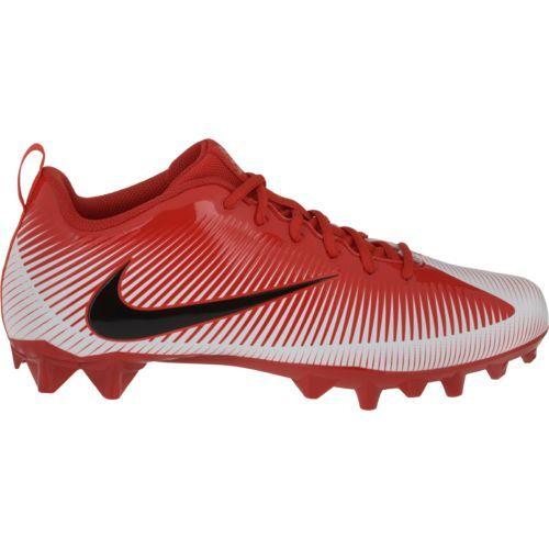 Carries New Mens Athletic Shoes - Nike Vapor Strike 5 Td University Red/White/Total Crimson/Black