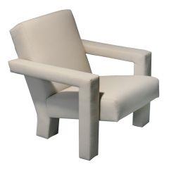 "Rietveld ""unesco"" Chair For Artifort"