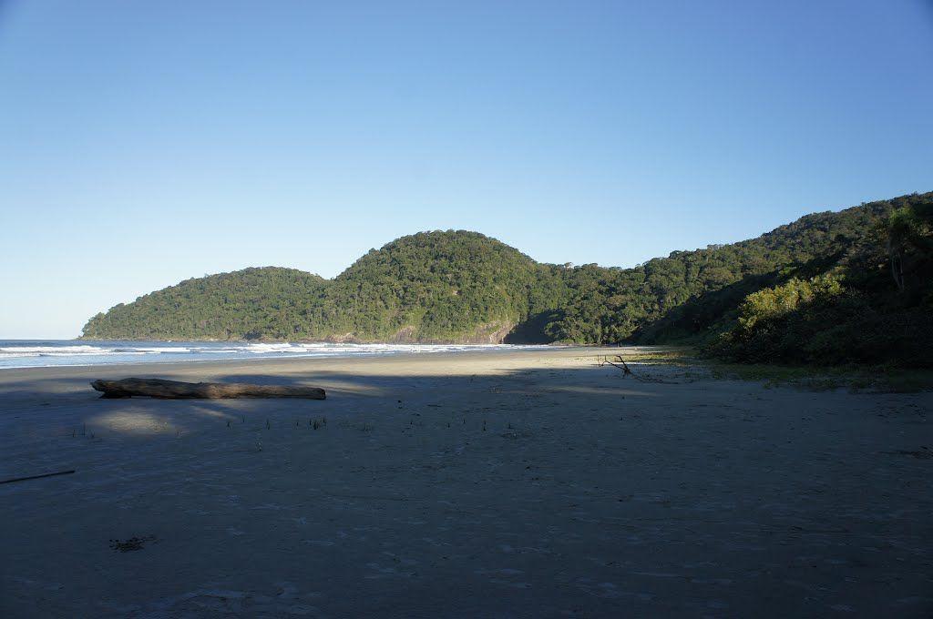 Praia do Arpoador - Peruíbe/SP