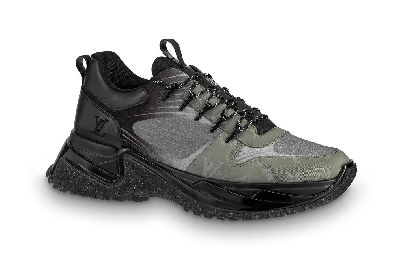 best online 100% high quality special for shoe Louis Vuitton Unveils Its Latest Sneaker Expression, the Run Away ...