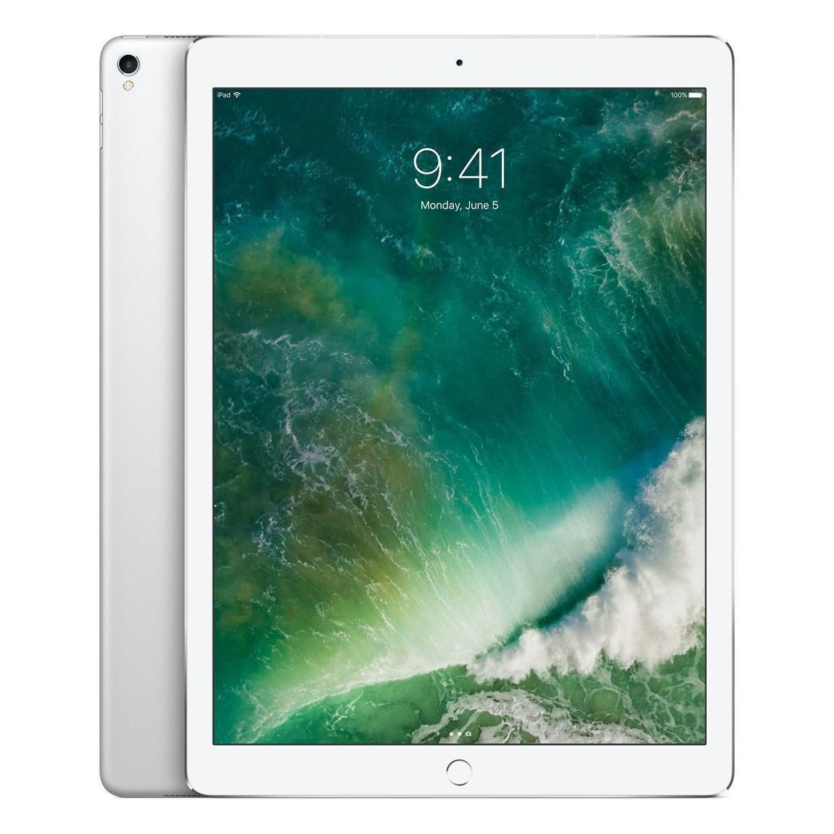 "iPad Pro 2 12.9\"" 256GB WiFi Silver Ipad pro, Ipad"