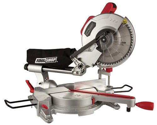 Tool Shop 15 Amp 10 In Sliding Compound Miter Saw At Menards Sliding Compound Miter Saw Miter Saws Saws