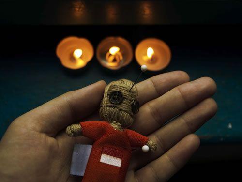 Voodoo Partnerrückführung   Voodoo-puppen, Liebeszauber