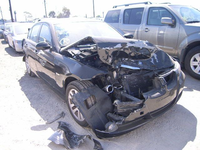 wrecked bmw 325i car accident vehicles in accidents pinterest
