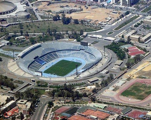 Cairo International Stadium (Cairo, Egypt) | Estadio futebol, Cairo, Cidade  do méxico