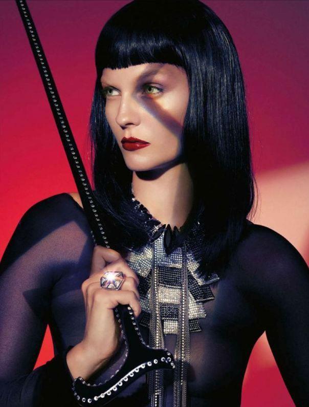 Karolin Wolter byLado Alexi for Vogue Germany