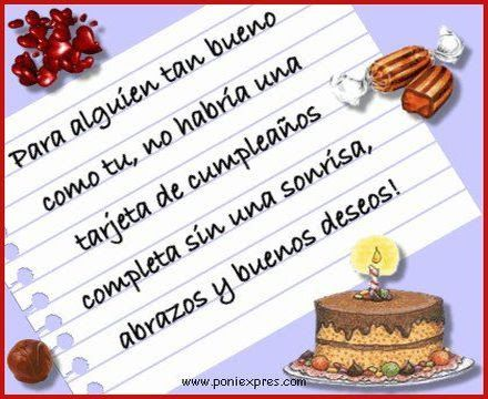 Mensajes de feliz cumpleaños para un hijo hoy a tu 20 años ya eres un adulto dios te compañe en tu camino Te quiero