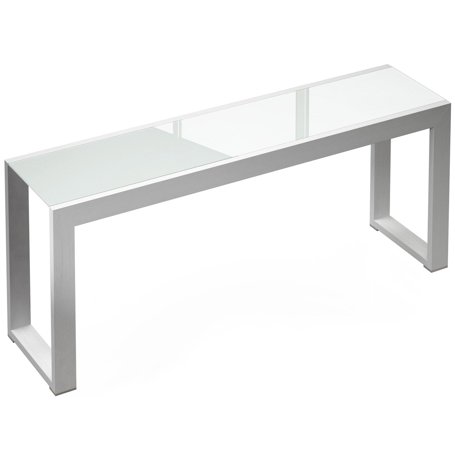 Modloft hanover white glass on white oak console table modloft hanover white glass on white oak console table mlapd134pamiv6 geotapseo Choice Image