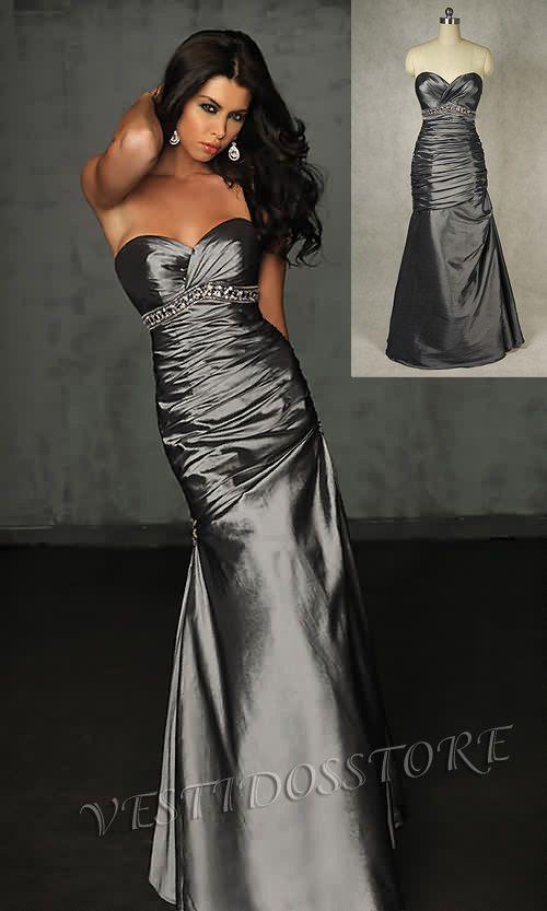El vestido de fiesta mas bonito