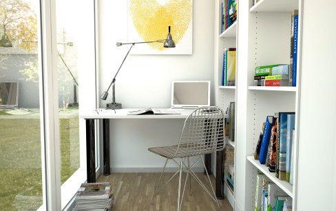 arbeitszimmer einrichten 10 tipps f r ein perfektes homeoffice sch nes zuhause arbeitsplatz. Black Bedroom Furniture Sets. Home Design Ideas