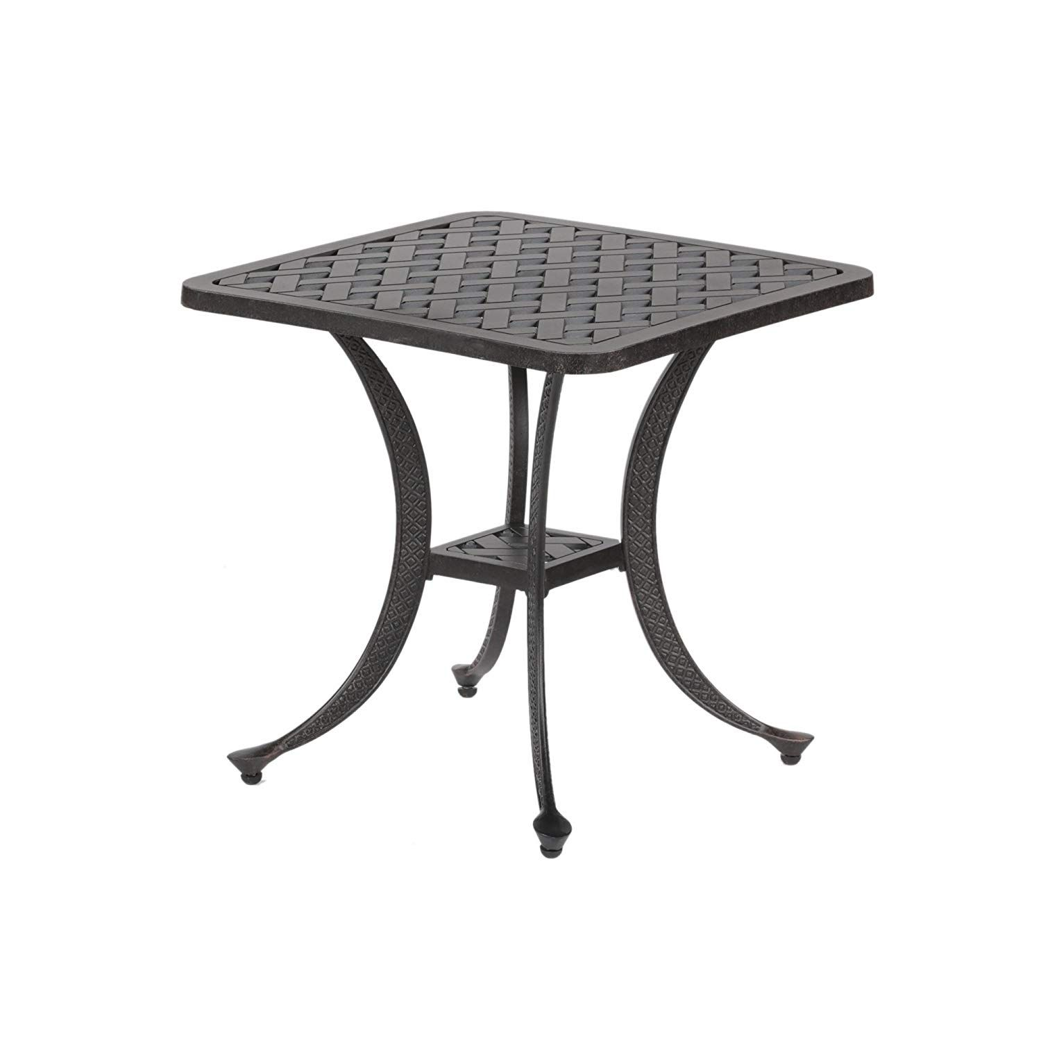iPatio Sparta Standard End Table | Outdoor end tables, End ... on Sparta Outdoor Living id=26787