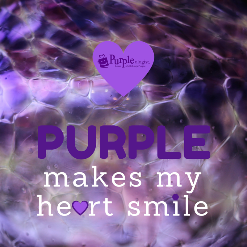 Purple Quotes Mesmerizing 9 Purple Quotes To Make You Smile  Barefoot Passion And Purple Stuff