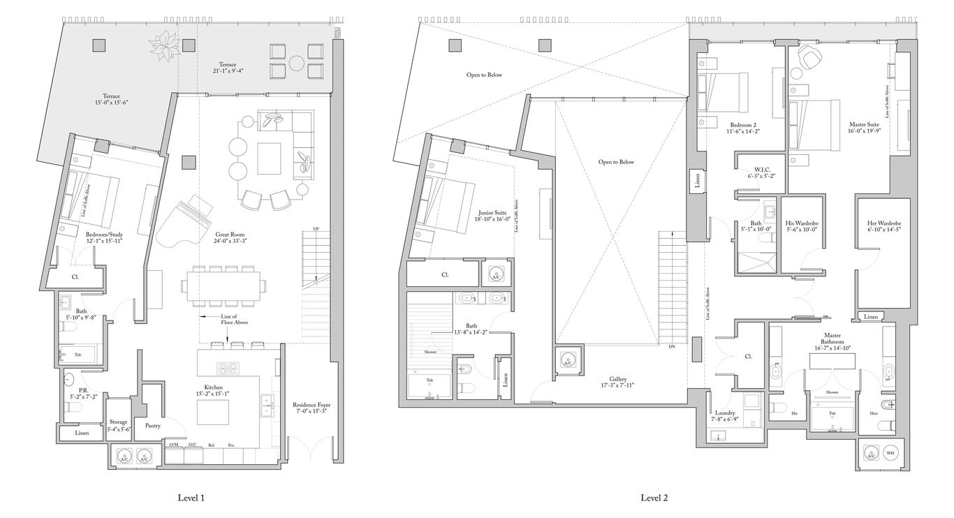 Floor Plans Floor Plans New Homes Residences