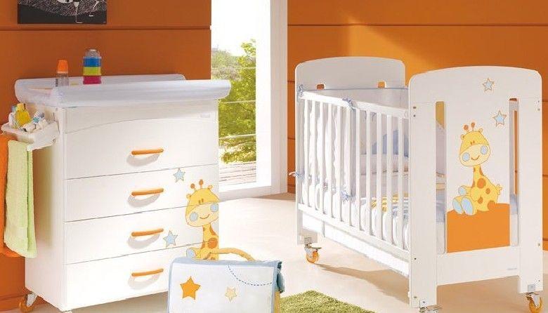 fotos muebles cunas coloridas para bebes dormitorios infantiles decoractual diseo y