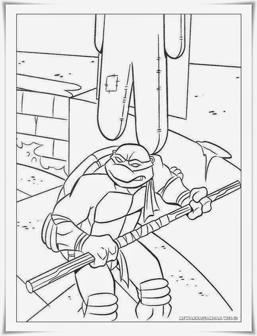 Sketsa Gambar Kura Kura : sketsa, gambar, Mewarnai, Gambar, Kura-Kura, Ninja, (Teenage, Mutant, Turtles), Turtle, Coloring, Pages,, Teenage, Turtles