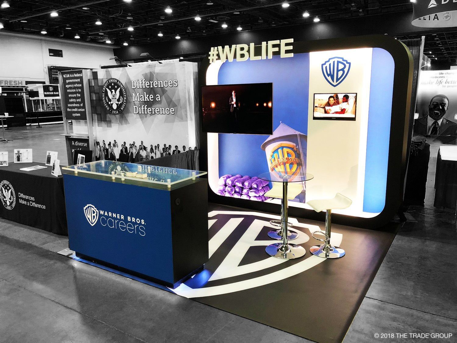Exhibitor Warner Bros Interactive Entertainment A Division Of