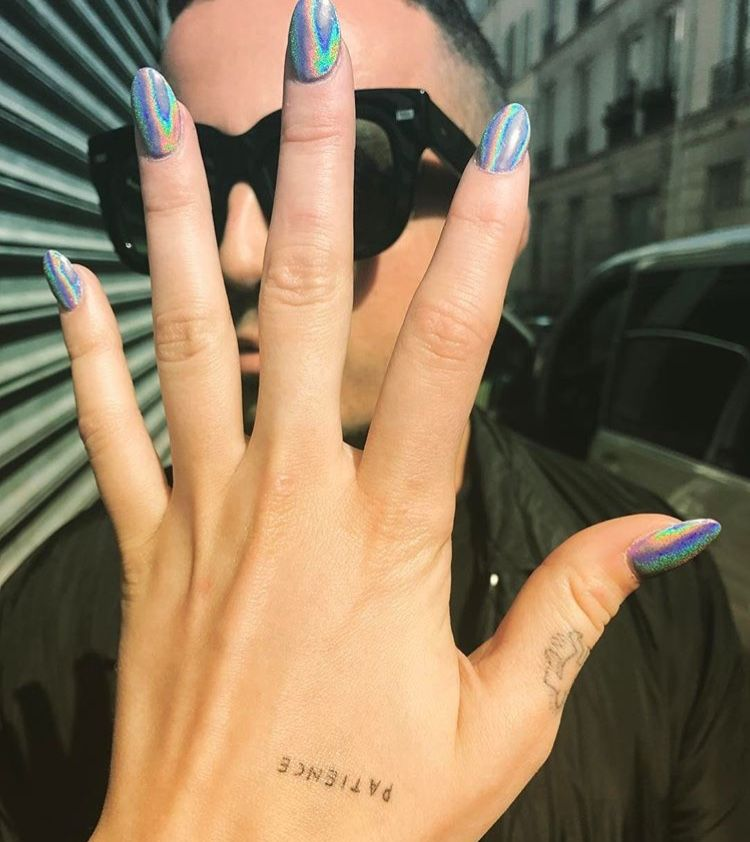 37++ Amazing Dua lipa tattoo hand image ideas