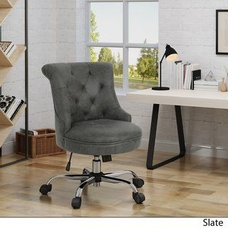 Prime Auden Home Office Desk Chair By Christopher Knight Home Caraccident5 Cool Chair Designs And Ideas Caraccident5Info