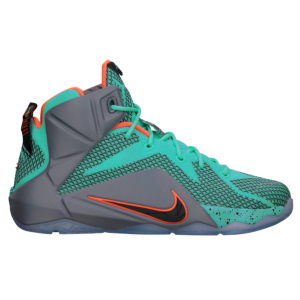 sports shoes 2a310 382db coupon code for lebron 12 green foot locker 85603 71930