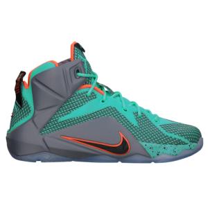 Nike LeBron 12 - Boys' Grade School - James, Lebron - Hyper Turquoise/