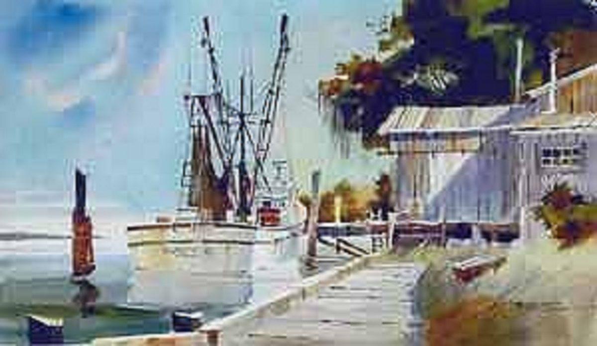 Watercolor artists names - Paintings