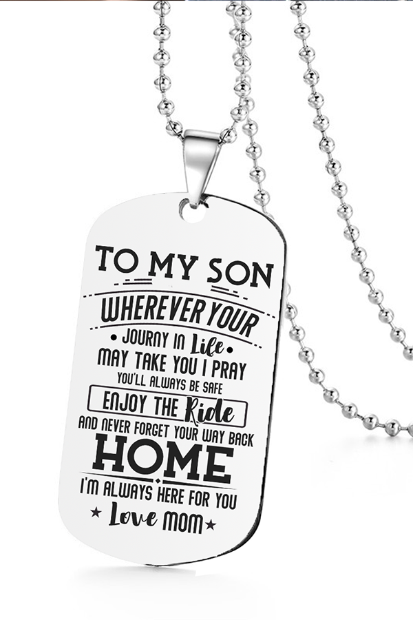 to my son journey
