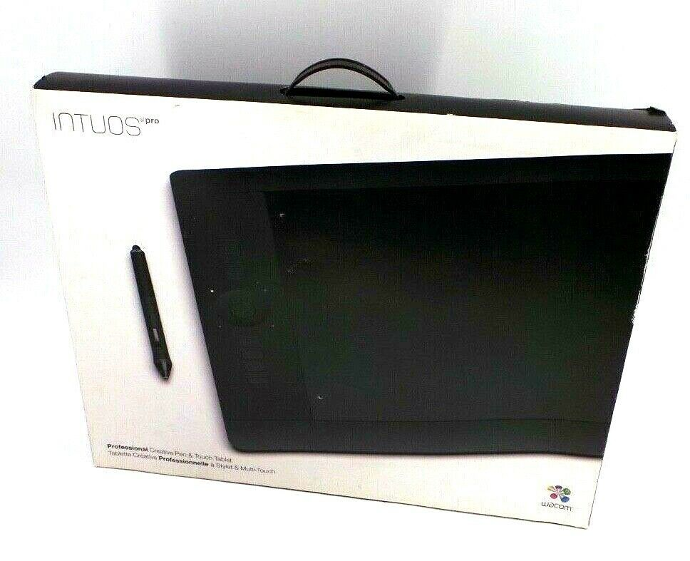 Wacom Intuos Pro Pen and Touch Large Tablet Model
