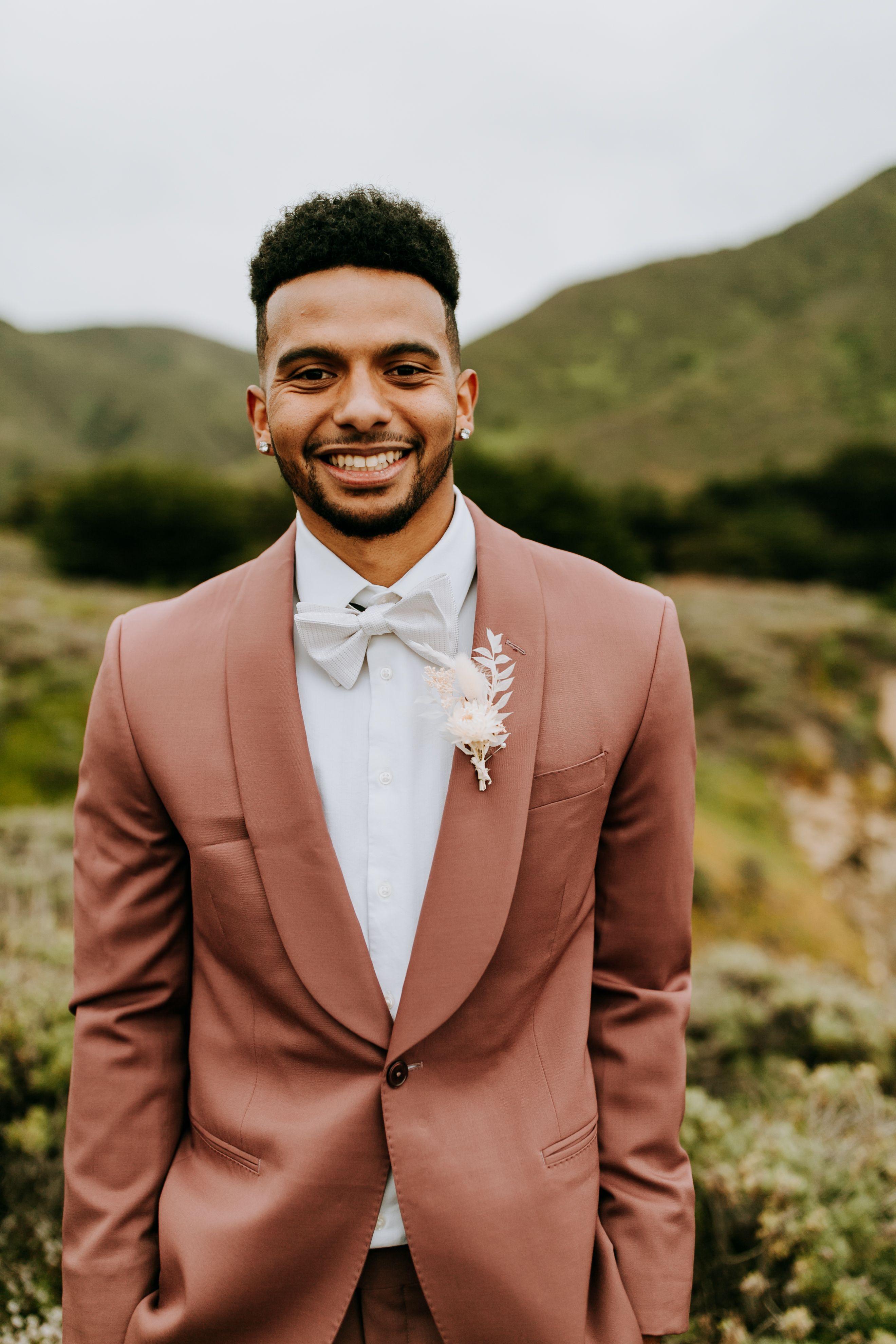 Colored wedding suit in 2020 maroon wedding suit