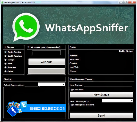 Descargar whatsapp sniffer para iphone X gratis