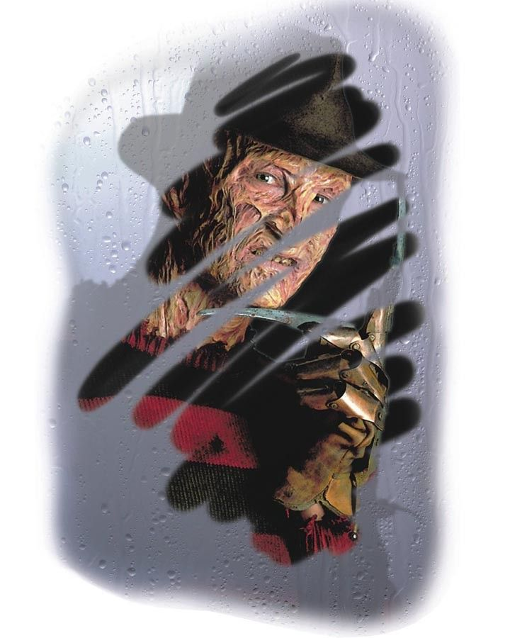 A Nightmare on Elm Street Freddy Krueger Glass Grabber