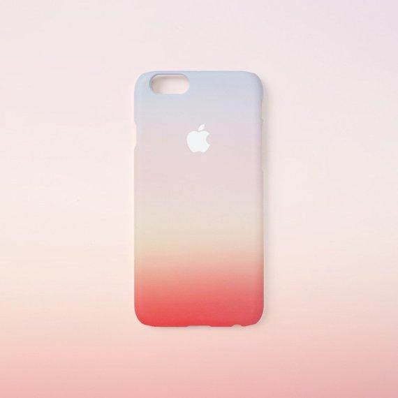 coque iphone 6 sunset