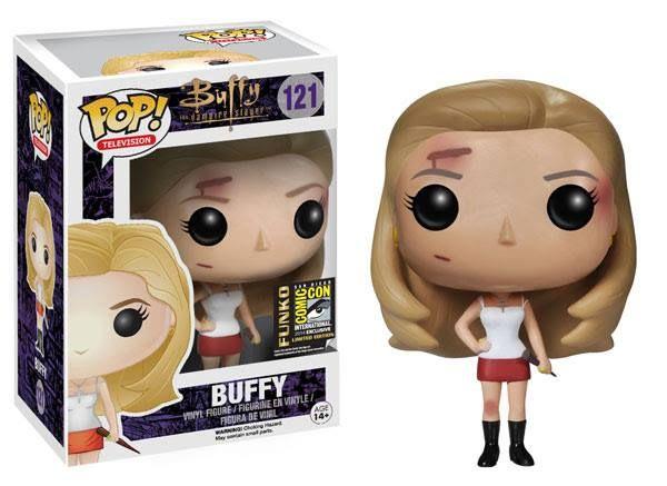2014 Sdcc Funko Pop Injured Buffy Buffy The Vampire Slayer Vinyl Figures Buffy The Vampire