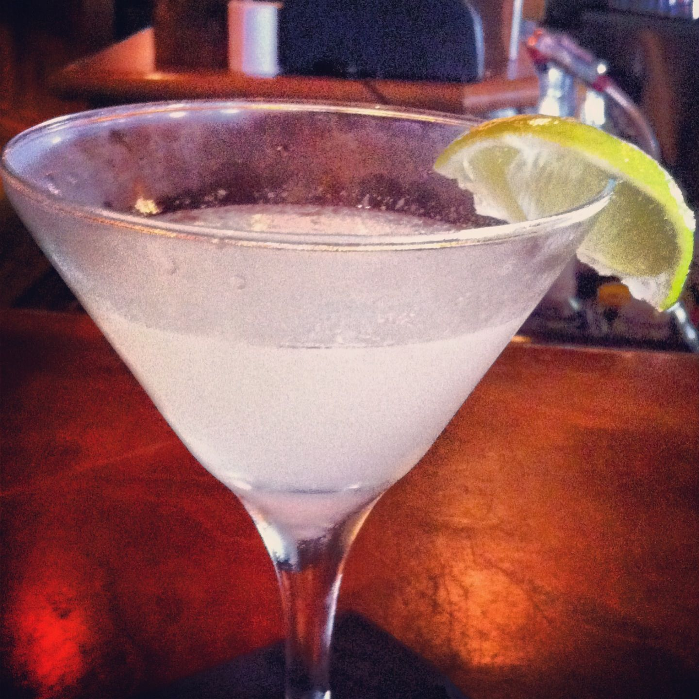 The Gimlet... a classic cocktail & very refreshing. Click link for recipe!