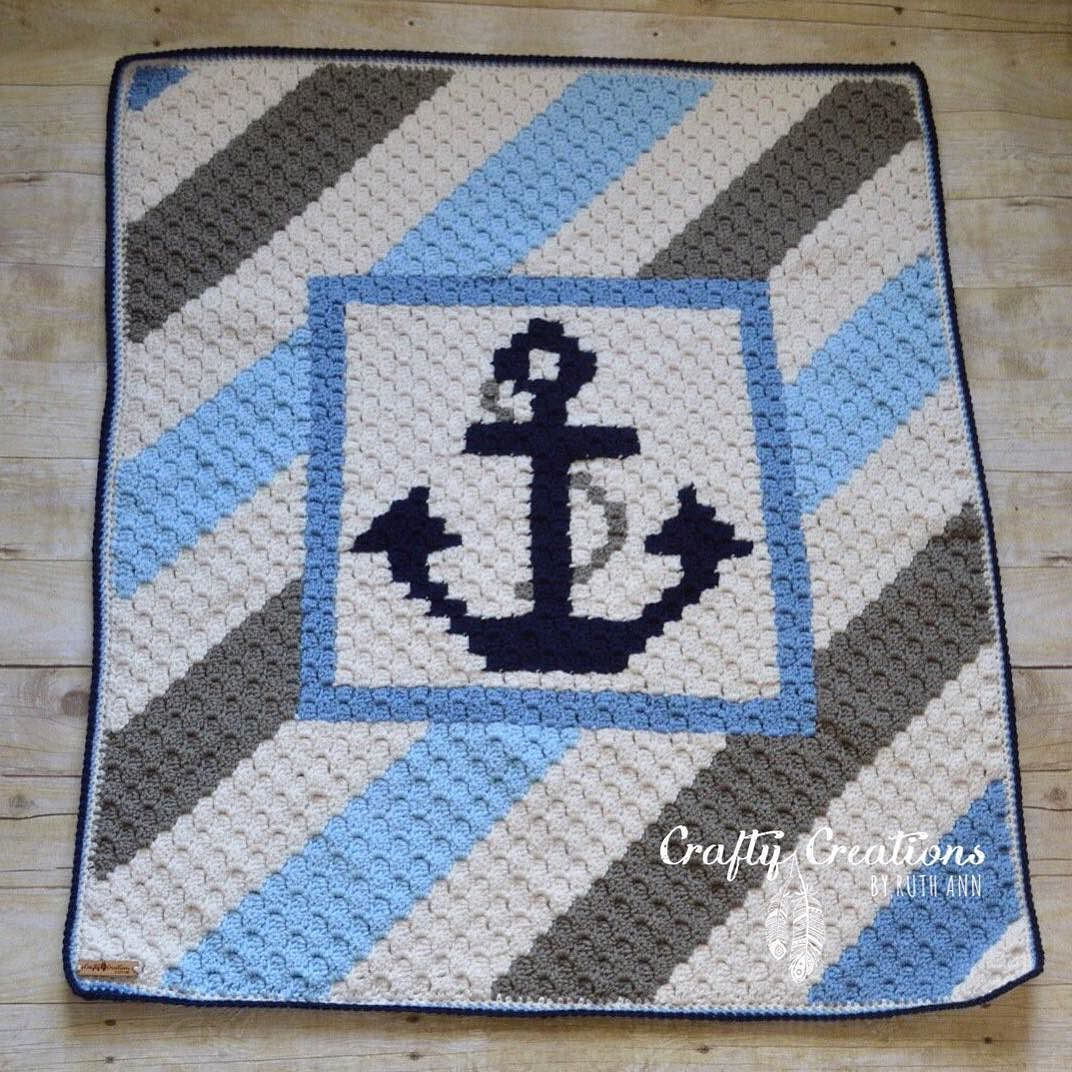 Love love love this finished baby blanket!!