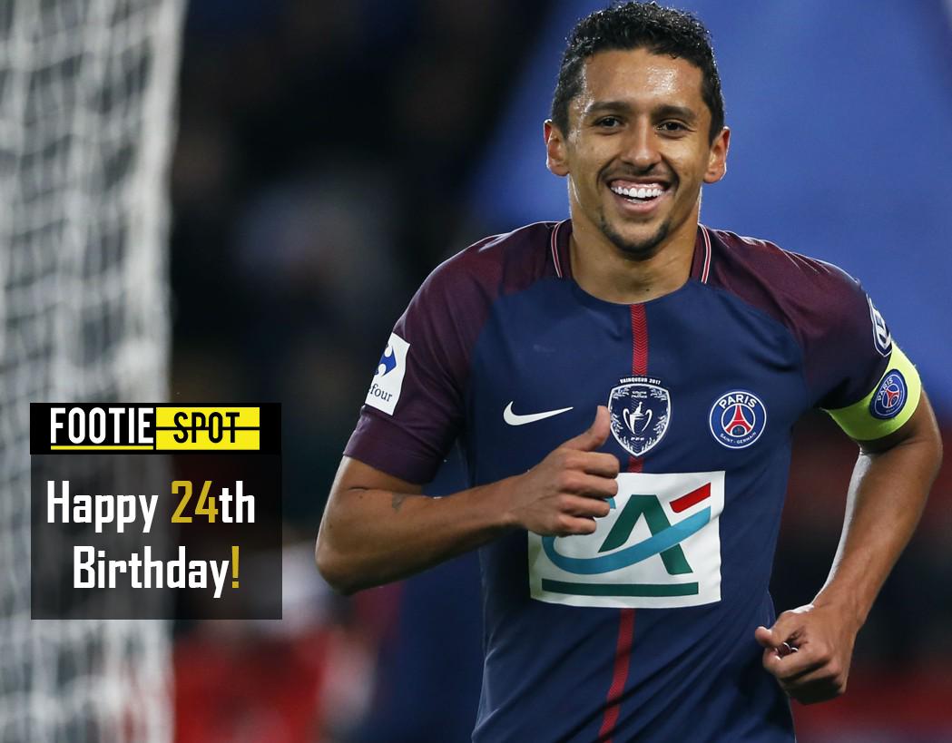 Happy Birthday Marquinhos Birthdayboy Birthday Marquinhos Psg Ligue1 Asroma Football Soccer Futbol B Happy 24th Birthday Boy Birthday 24th Birthday
