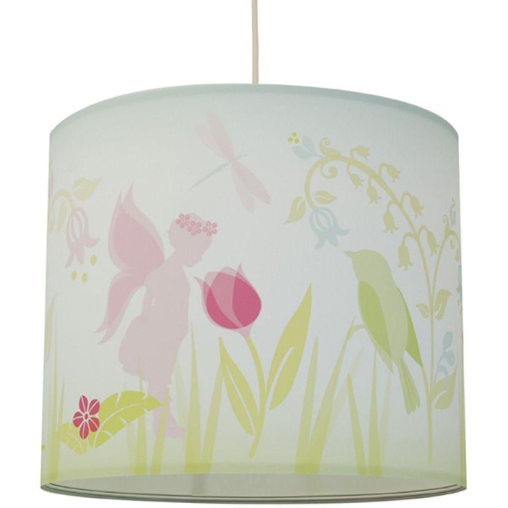 Lampenschirm Kinder Feen Elfen Lovely Fairies Anna Wand Design
