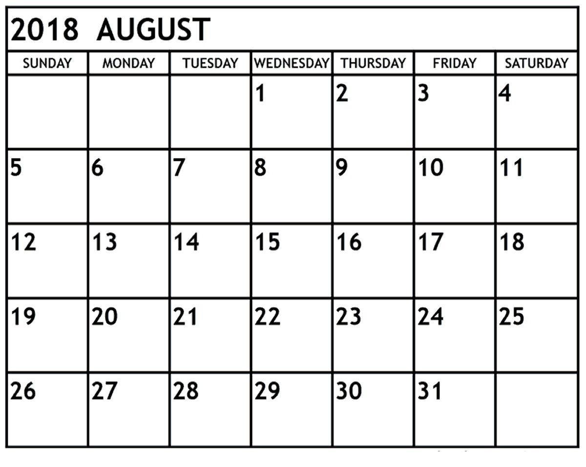 photo about Free Printable August Calendars identify Pin via Raghuveer Singh upon August 2018 Calendar November