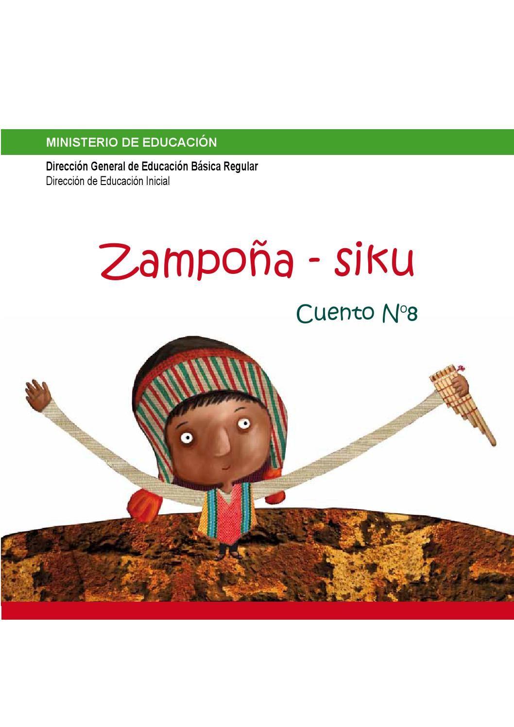 Zampona - siku | EBOOKS DE CUENTOS PARA EDUCACION PRIMARIA | Pinterest