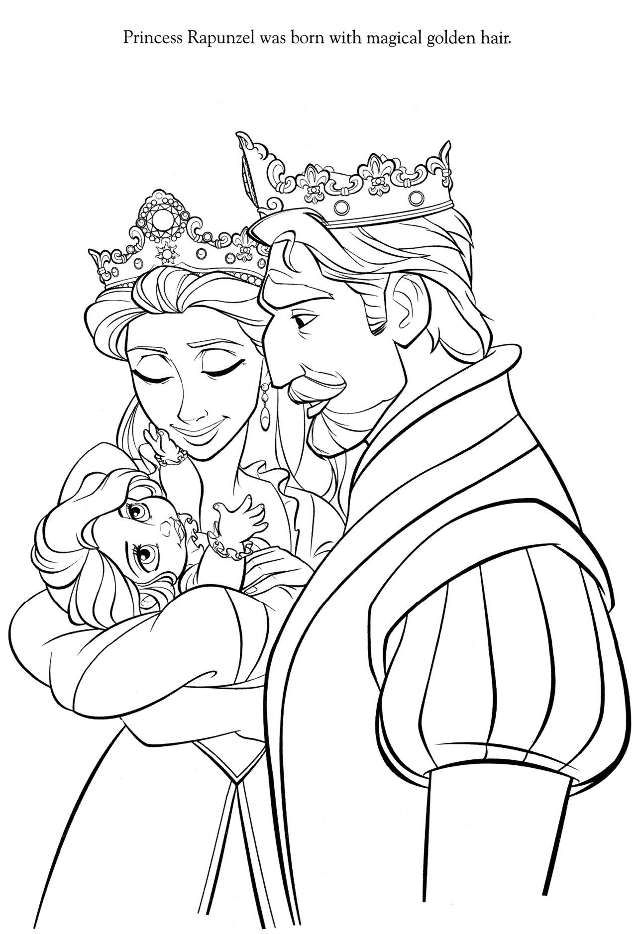 Pin By Ashley Boettger On Disney Coloring Pages Tangled Coloring Pages Rapunzel Coloring Pages Disney Coloring Pages