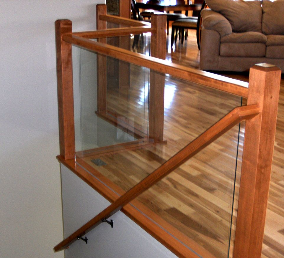 Best Interior Glass Railing Google Search For The Home 400 x 300