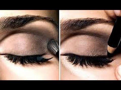 Maquillaje AHUMADO facil y paso a paso  – Maquillaje